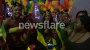 Jamaican Carnival Girls jubilant after Jamaica secure