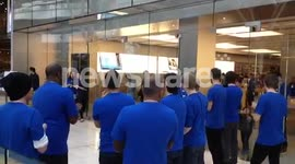 iPhone 5 Released in Westfield Shepherds Bush
