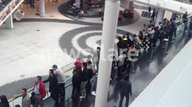 iPhone 5 queue in Westfield, Shepherd's Bush