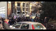 Protests against Marine Le Pen's Cambridge Union visit