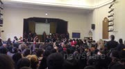 will smith talks to school tulse hill london brixton 2013