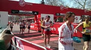Finish line at the London Marathon (2)