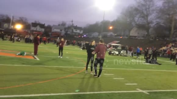 Loudspeaker prom proposal ends in brutal rejection