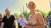 World Naked Bike Ride, London 2013 (No music overdub)