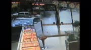 Car crashes jewelry shop because driver steps on accelerator as brake by mistake