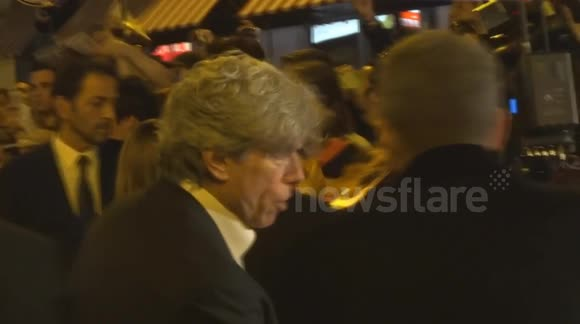Thor 2 - Premiere in Paris - Grand rex