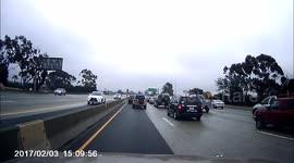 Newsflare - Car Fire 405