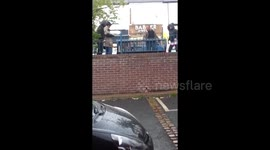 Newsflare - Street fights caught on camera!