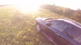 Newsflare - Paramotor trike crash
