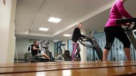 Hilarious Treadmill Gym Fail
