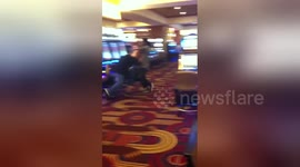 Newsflare - Fight at the Coconut Creek Casino, Fl