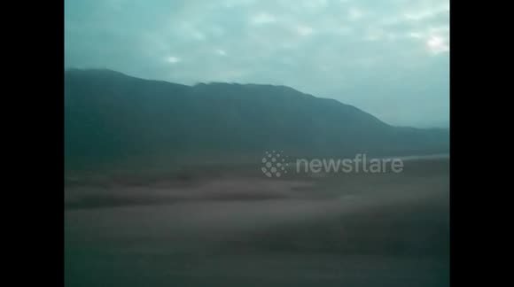Newsflare - Kirguistán  Kyrgyzstan  From Bishkek to Osh