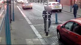 Newsflare - Driver jailed for attacking traffic warden who