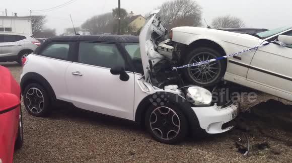 Newsflare Car Crash In Helston