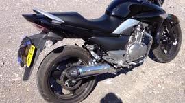Suzuki inazuma 250 review uk dating
