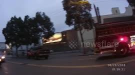 Newsflare - Fatal Motorcycle Crash VS Car