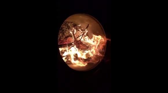 Newsflare Homemade Night Lamp