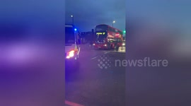 Newsflare - Major incident archway road  A person who as