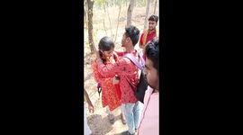 Newsflare - Indian police slap and humiliate Hindu woman for