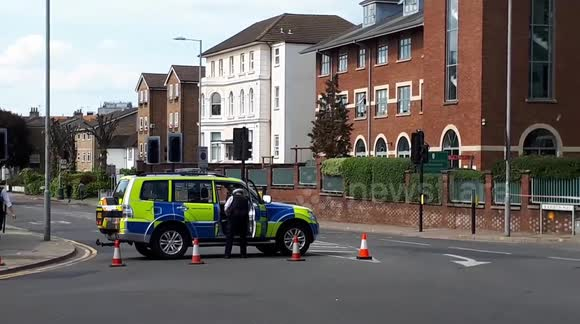 Newsflare - Unexploded World War II bomb found in Kingston