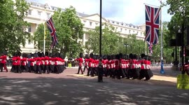 Newsflare - Trooping the Colour reviewed by The Major