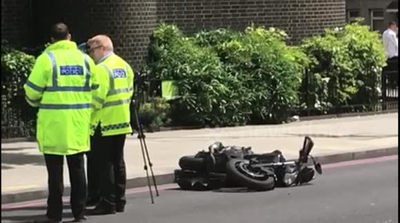 Newsflare - Serious fatal crash Holloway Road Islington