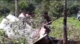 Newsflare - US missionaries injured in plane crash taken to