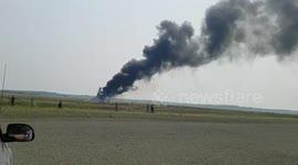 Newsflare - M8 Crash
