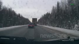 Newsflare - M1 accident