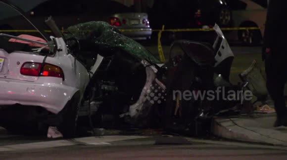 Newsflare - Cars And Crashes