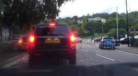 Newsflare - Traffic on A3 going south after multi-car crash