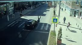 Newsflare - LIVE VIDEO - Accident in Romania