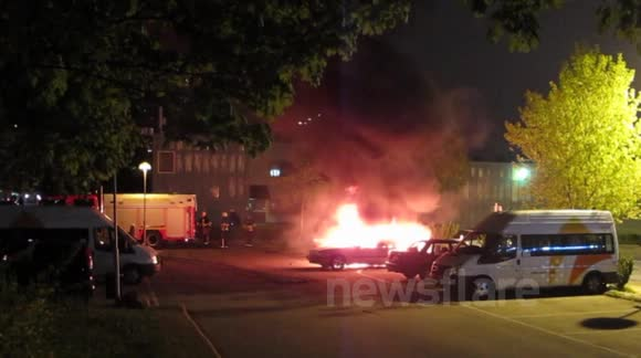Stockholm riots fourth night of disturbances in Swedish capital