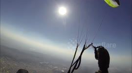Newsflare - Soaring Up A SkyScraper - XC Flying Blog (Paragliding)