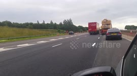 Newsflare - Road accident near Launceston
