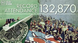 Newsflare - The Green Brigade marching to Celtic Park (Dec