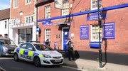 Murder investigation launched in Burnham, Buckinghamshire, UK.