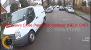 Close Pass BMW Molesey (GP04 GVE)