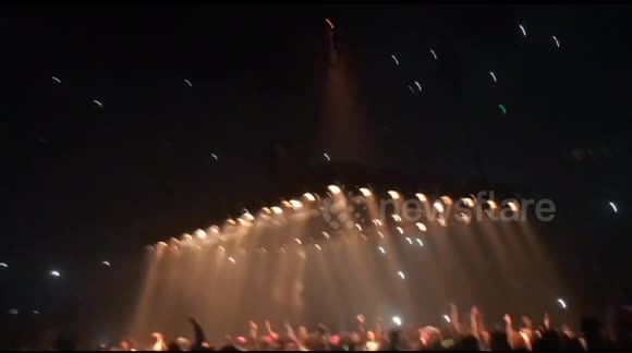 Kanye West performs 'Famous' three times in Taylor Swift's hometown