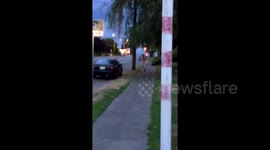 Newsflare - Hostage situation and shots fired at car
