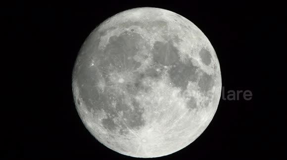 Newsflare full moon supermoon close up - Moon close up ...