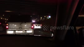 Newsflare - Car accident on route 30 in Frankfort Illinois