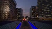 Timelapse: European Council and European Commission Brussels